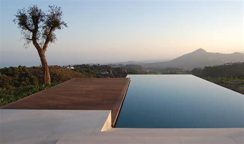 infinity pool   desert    azure oasis