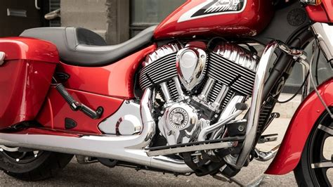 Indian Motorcycle Engine Types