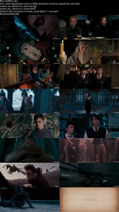Harry Potter And The Order Of The Phoenix 2007 Dual Audio