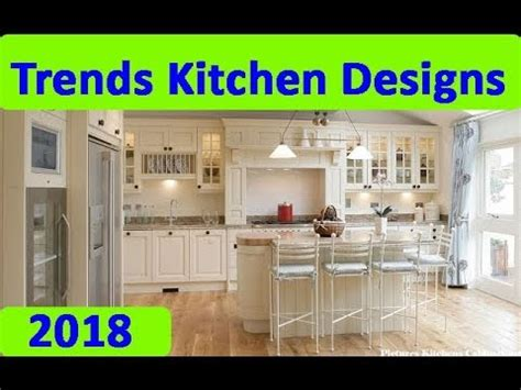 KITCHEN DESIGN : 20 Trends Kitchen Designs Ideas 2018