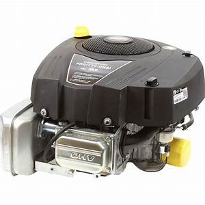 Briggs  U0026 Stratton Intek Vertical Ohv Engine With Electric