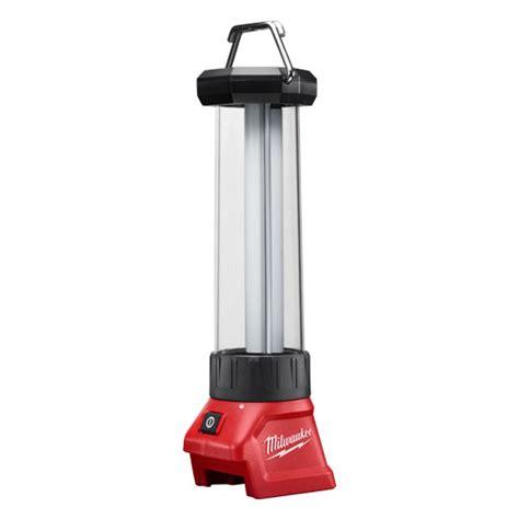 m18 cordless led work light tool milwaukee 2363 20 m18 led lantern flood