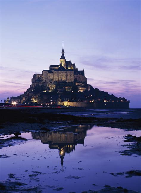 mance mont st michel photograph by axiom
