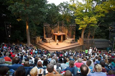 outdoor shakespearean productions shakespeare  high park