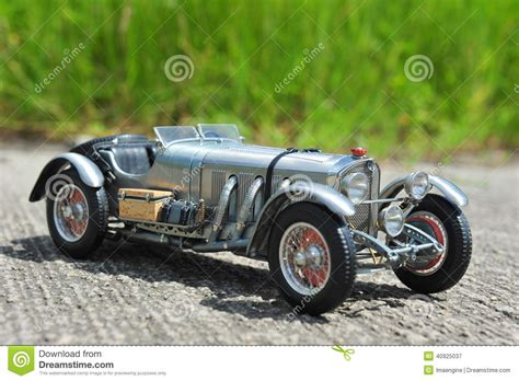 Mercedes-benz Sskl 1931 Racing Car Stock