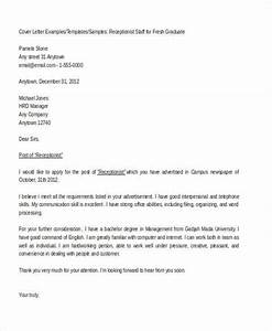 Job Application Letter Sample For A Fresh Graduate