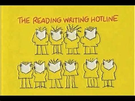 Reading Writing Helpline (2006 Offair) Youtube