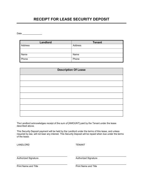 sle letter to tenant security deposit rachael edwards