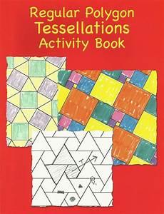 Regular Polygons Tessellations Activity Book - Tarquin Group