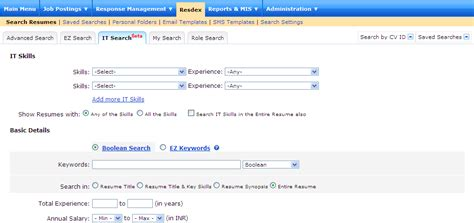 how to find resume in naukri resume ideas