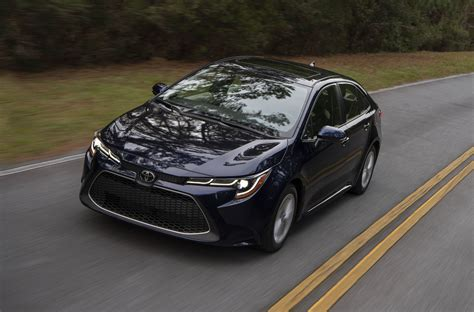 2020 Toyota Corolla Xle by 2020 Toyota Corolla Xle Sedan America 2019