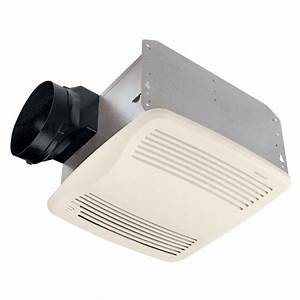 100 and 110 cfm humidity sensing exhaust fans by broan With moisture sensing bathroom fan