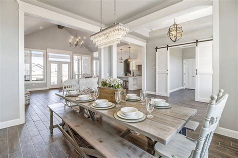modern country kitchen decor 4 design styles for your home homesales news 7597
