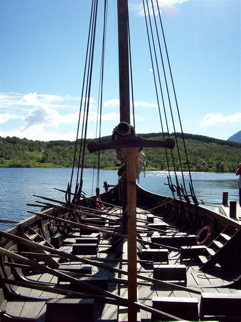 Viking Longboat Description file viking longboat panoramio jpg wikimedia commons
