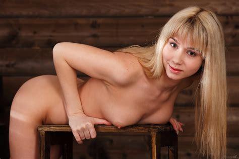 wallpaper monika D Blonde Sexy Girl Nude Naked Desktop