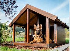 DIY dog kennel building tips Dogslife Dog Breeds Magazine