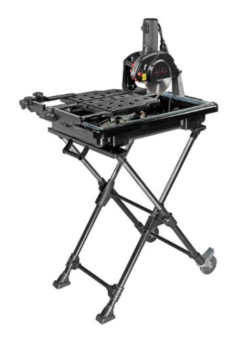 lackmond tile saw stand lackmond wts950ln beast tile saw with sliding tray
