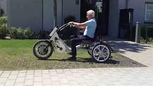 Elektro Trike Scooter : elfit e hybrid trike 100 elektrisch mobil fit aktiv ~ Jslefanu.com Haus und Dekorationen