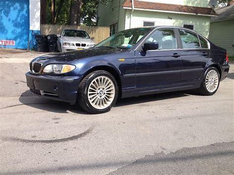 Buy Used 2003 Bmw 330xi Sedan 4door 30l Awd Automatic