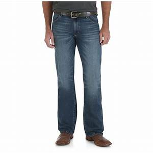 Wrangler Menu0026#39;s Retro Slim Fit Bootcut Jeans - 676334 ...
