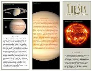 Solar System Brochure - Pics about space