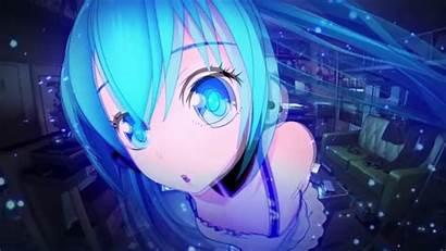 Miku Hatsune Anime Wallpapers Engine Desktop Animated