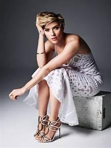 Scarlett Johansson's Feet