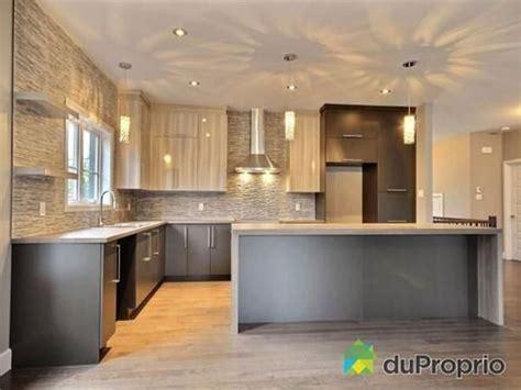 idee relooking cuisine kitchen modern split level