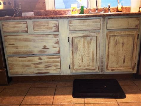 distressed kitchen cabinets pictures distressed wood kitchen cabinets tjihome