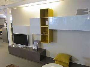 Möbel Rau Kirchheim : wohnw nde 5800 modulo moderne wohnwand mit lack fronten contur m bel von m bel rau in ~ Indierocktalk.com Haus und Dekorationen