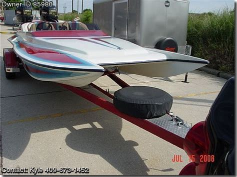 Liberator Boats For Sale By Owner by 1988 Liberator Racing Pontooncats