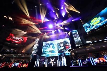 Esports Gaming Tournament Korea Teams Entertainment Affiliate
