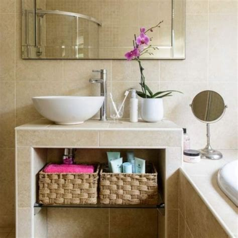 Kleines Badezimmer Einrichten Ideen by Kleines Badezimmer Platzsparend Einrichten Ideen