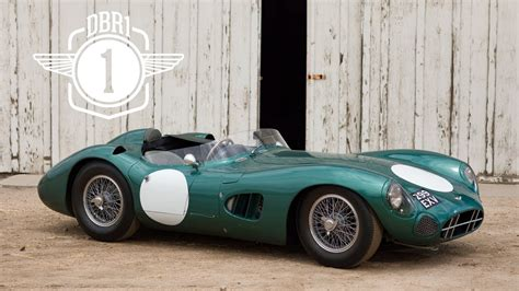 1956 Aston Martin Dbr1 by 1956 Aston Martin Dbr1 A Racing Rarity