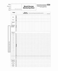 Free Blood Pressure Chart Free 9 Blood Chart Examples Samples In Pdf Examples