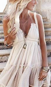 comment portet la robe hippie chic hippie chic boho and With robe originale chic