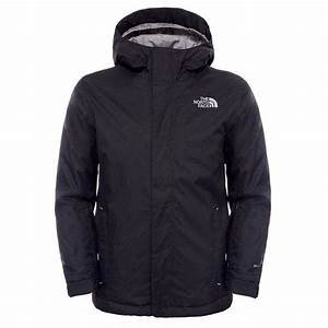 Chart View The North Face Snowquest Youth Black Buy And Offers On