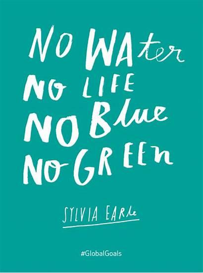 Water Below Quote Quotes Development Sustainable Globalgoals