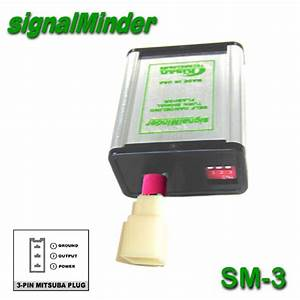 Kisantech Self Cancelling Flasher Relay  Signal Minder Sm