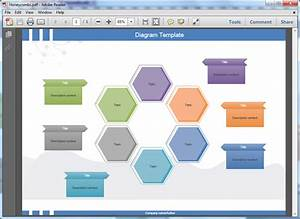 Circle Spoke Diagram Templates For Pdf