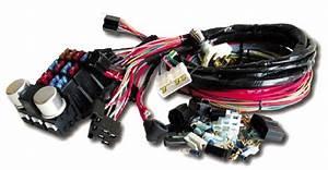 Chevy Parts  U00bb Wiring Harness  Retro Series Wiring System
