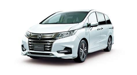 Honda Odyssey MPV Photo Gallery