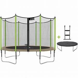 Filet De Protection Jardin : kangui trampoline de jardin 365 cm filet de s curit chelle b che de protection jumpi ~ Dallasstarsshop.com Idées de Décoration