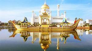 Istana Nurul Iman - the largest palace in the world ...