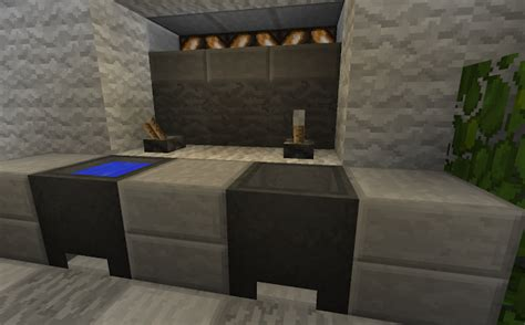 minecraft projects minecraft bathroom  functional