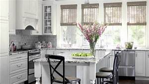 Kitchen Design - White Color Scheme Ideas - YouTube