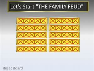 family feud powerpoint template With family fued powerpoint template