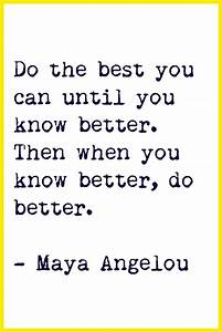 25+Well Known Maya Angelou Quotes – Life Quotes