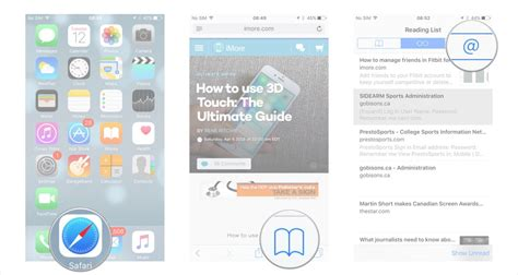 safari cannot this file iphone how to use shared links with safari on iphone and imore