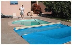 Bache À Barre Piscine : bache piscine 5x11 ~ Melissatoandfro.com Idées de Décoration